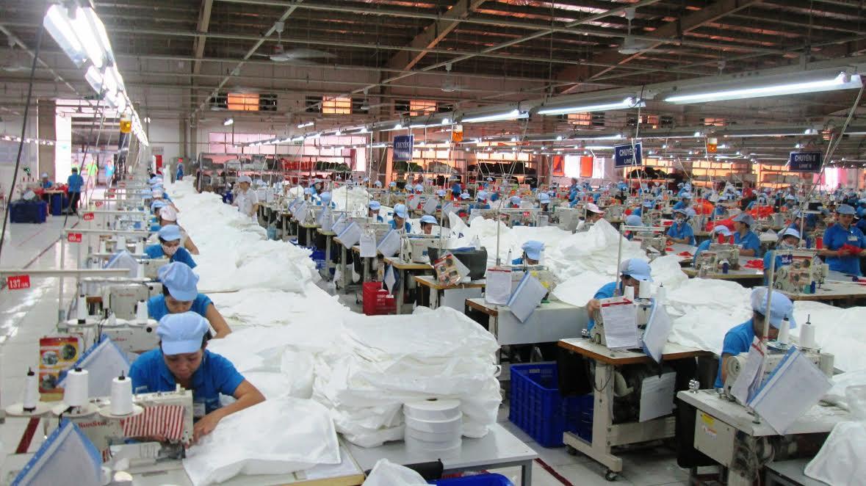 Đánh giá tình hình sản xuất công nghiệp 4 tháng đầu năm trên địa ...
